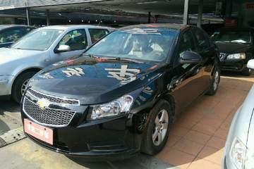 雪佛兰 科鲁兹三厢 2009款 1.6 自动 SL