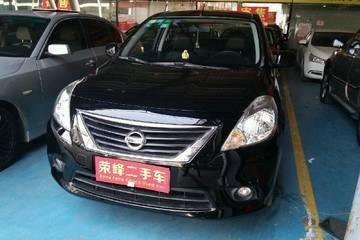 日产 阳光 2012款 1.5 手动 XE舒适版