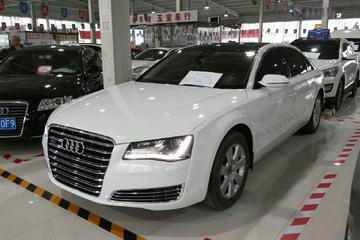 奥迪 A8L 2012款 3.0T 自动 (290HP)豪华型四驱