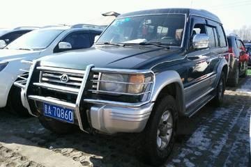 猎豹汽车 6481 2009款 2.2 手动 四驱