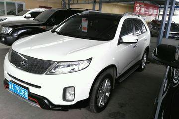 起亚 索兰托 2013款 2.2T 自动 豪华版7座 柴油