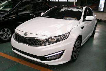 起亚 K5 2012款 2.0 自动 DLX2十周年特别版