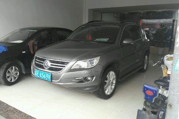 大众 Tiguan 2009款 2.0T 自动 舒适版四驱