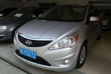 现代 瑞纳三厢 2010款 1.4 自动 GS舒适型