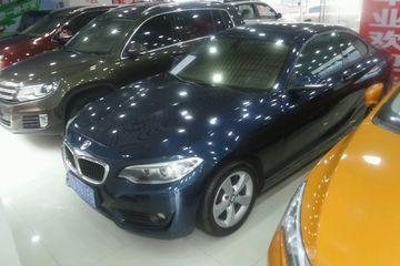宝马 2系Coupe 2014款 2.0T 自动 220i运动设计套装