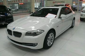 宝马 5系 2012款 2.5 自动 523Li豪华型
