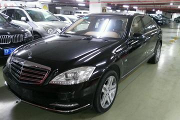 奔驰 S级 2008款 5.5T 自动 S600L