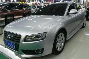 奥迪 A5-Coupe 2010款 2.0T 自动 TFSI