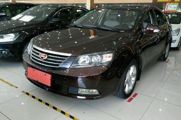 吉利汽车 EC7经典两厢 2012款 1.8 手动 尊贵型