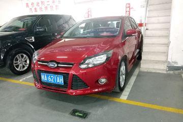 福特 福克斯两厢 2012款 2.0 自动 豪华运动型