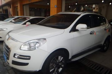 纳智捷 大7-SUV 2013款 2.2T 自动 锋芒限量智尊型四驱