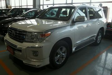 丰田 兰德酷路泽 2012款 4.0 自动 GX-R四驱