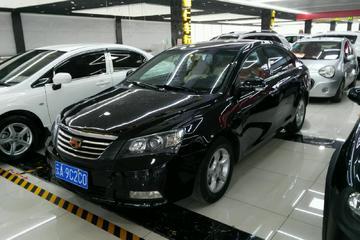 吉利汽车 EC7经典两厢 2012款 1.5 手动 舒适型