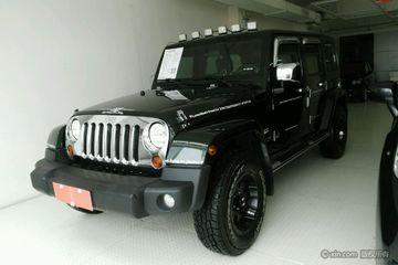 Jeep 牧马人 2008款 3.8 自动 Sahara四门