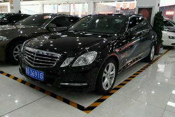 奔驰 E级 2011款 3.0 自动 E300L时尚尊贵型