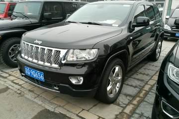 Jeep 大切诺基 2013款 5.7 自动 旗舰尊崇版