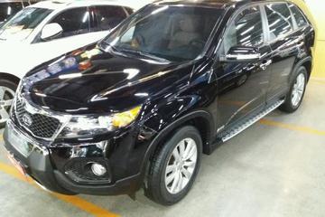起亚 索兰托 2013款 2.2T 自动 豪华版5座 柴油