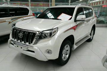 丰田 普拉多 2014款 2.7 自动 豪华版