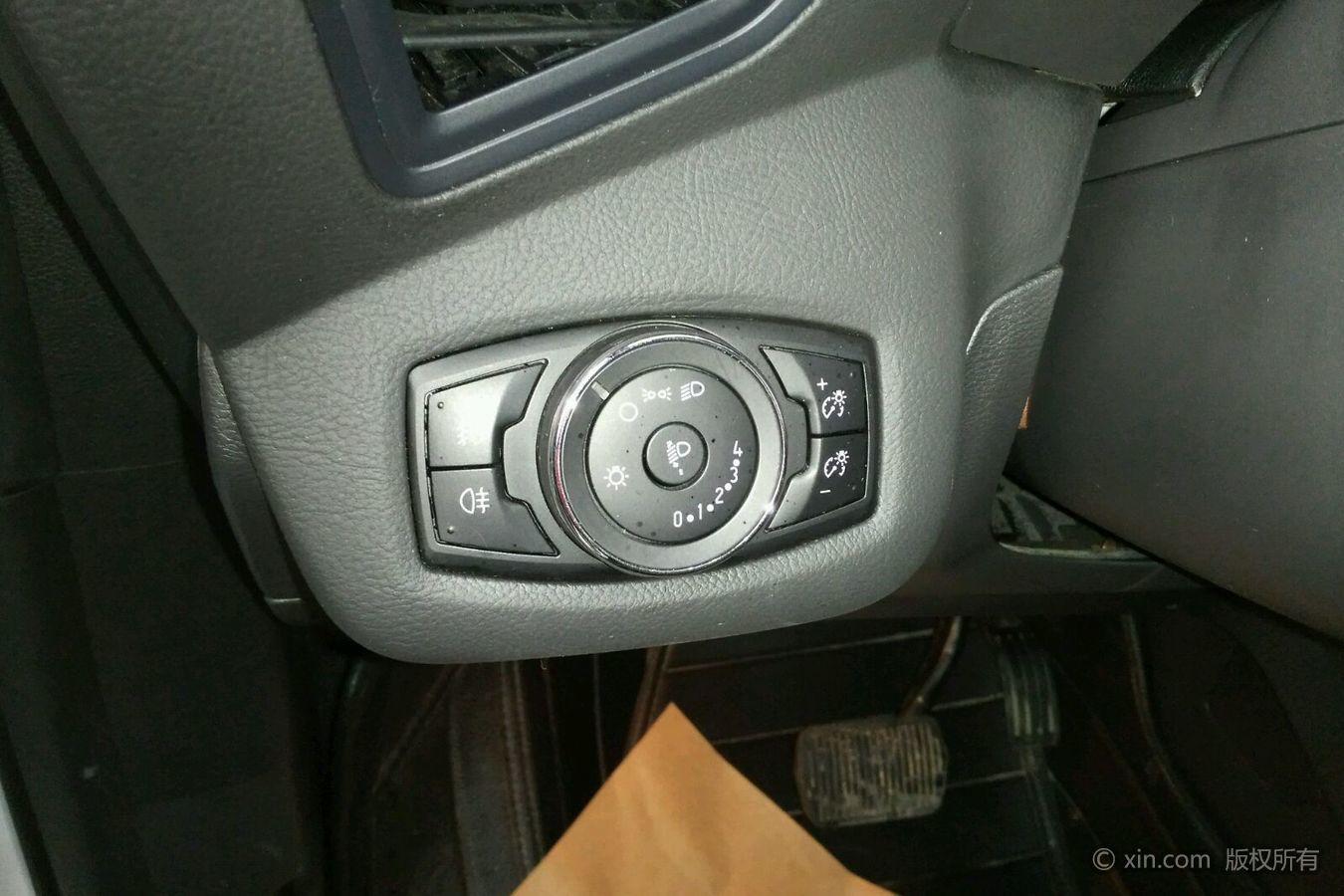 福特 翼虎 2013款 1.6t 自动 舒适型前驱全价14.88万