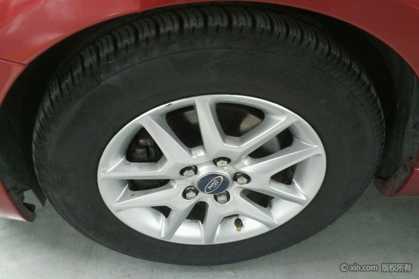 福特福克斯左前轮胎