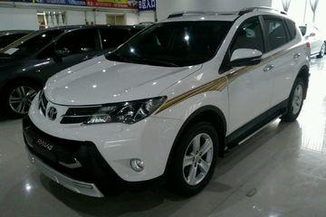丰田 RAV4 2013款 2.5 自动 精英型四驱