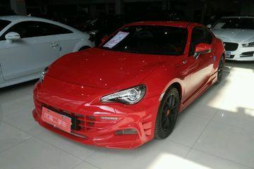 丰田 86 2014款 2.0 自动 豪华版