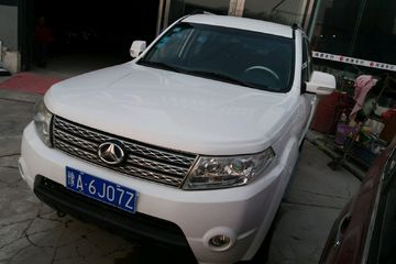 北汽制造 北京BW007 2011款 2.0 手动 都市舒适版后驱
