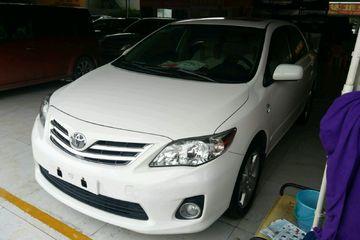 丰田 卡罗拉 2011款 1.6 自动 GL天窗版