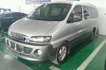 江淮 瑞风 2012款 1.9T 手动 穿梭标准型11座 柴油