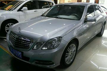 奔驰 E级 2011款 1.8T 自动 E260L时尚型CGI