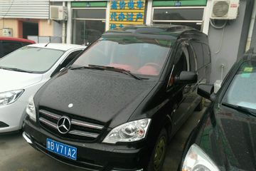 奔驰 威霆 2011款 2.5 自动 精英版