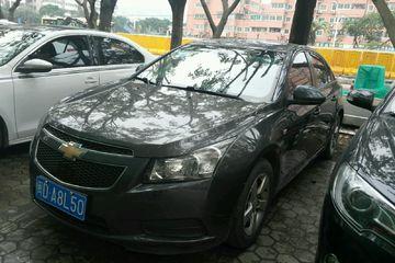 雪佛兰 科鲁兹三厢 2012款 1.6 手动 SL