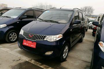 五菱汽车 宏光 2010款 1.2 手动 6430K舒适型7座