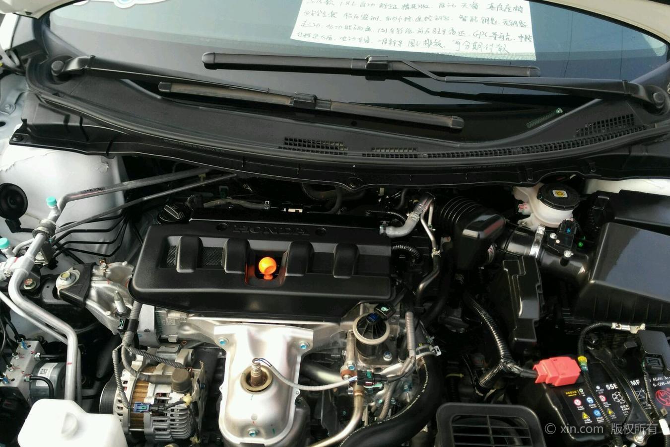 本田 杰德 2014款 1.8 自动 舒适精英版5座全价14.30万