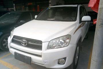 丰田 RAV4 2010款 2.0 自动 豪华升级型前驱