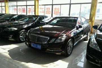 奔驰 E级 2011款 1.8T 自动 E200L优雅型CGI