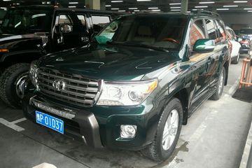 丰田 兰德酷路泽 2012款 4.6 自动 VX-R四驱