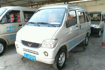 五菱汽车 荣光 2011款 1.2 手动 基本型7座