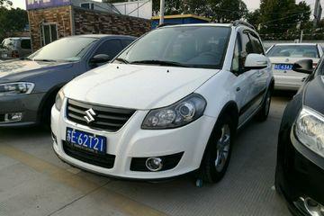 铃木 天语SX4两厢 2011款 1.6 手动 舒适型 改款