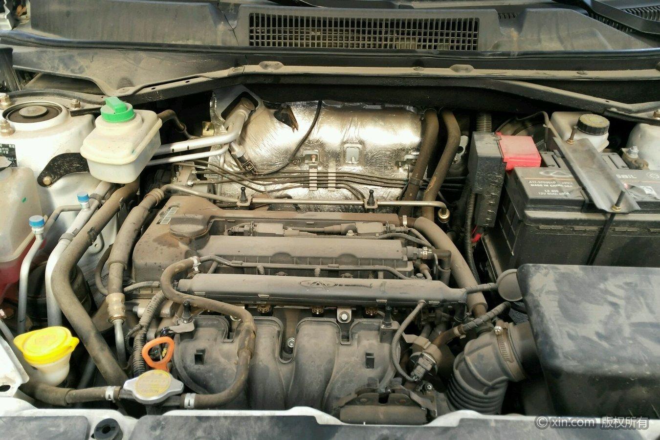 奇瑞瑞虎5发动机号位置 11年奇瑞瑞虎发动机号在什么位置