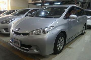 丰田 Wish 2011款 2.0 自动 豪华版
