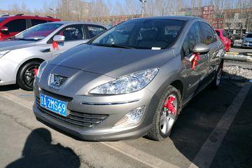 标致 408 2010款 2.0 手动 舒适型200周年限量版