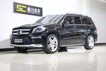 奔驰 GL级 2013款 4.7T 自动 GL500