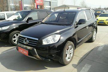 吉利汽车 全球鹰GX7 2012款 1.8 手动 舒适型