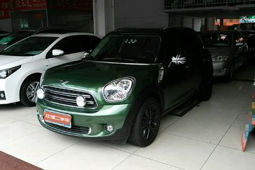 MINI COUNTRYMAN 2014款 1.6 自动 COOPER Fun价格