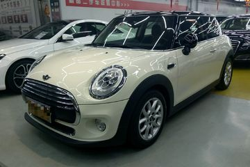[5天提车]MINI MINI 2014款 1.5T 自动 COOPER Excitement价格