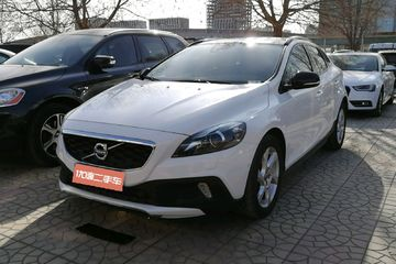 沃尔沃 V40 2015款 2.0T 自动 T5 Cross Country智雅版四驱