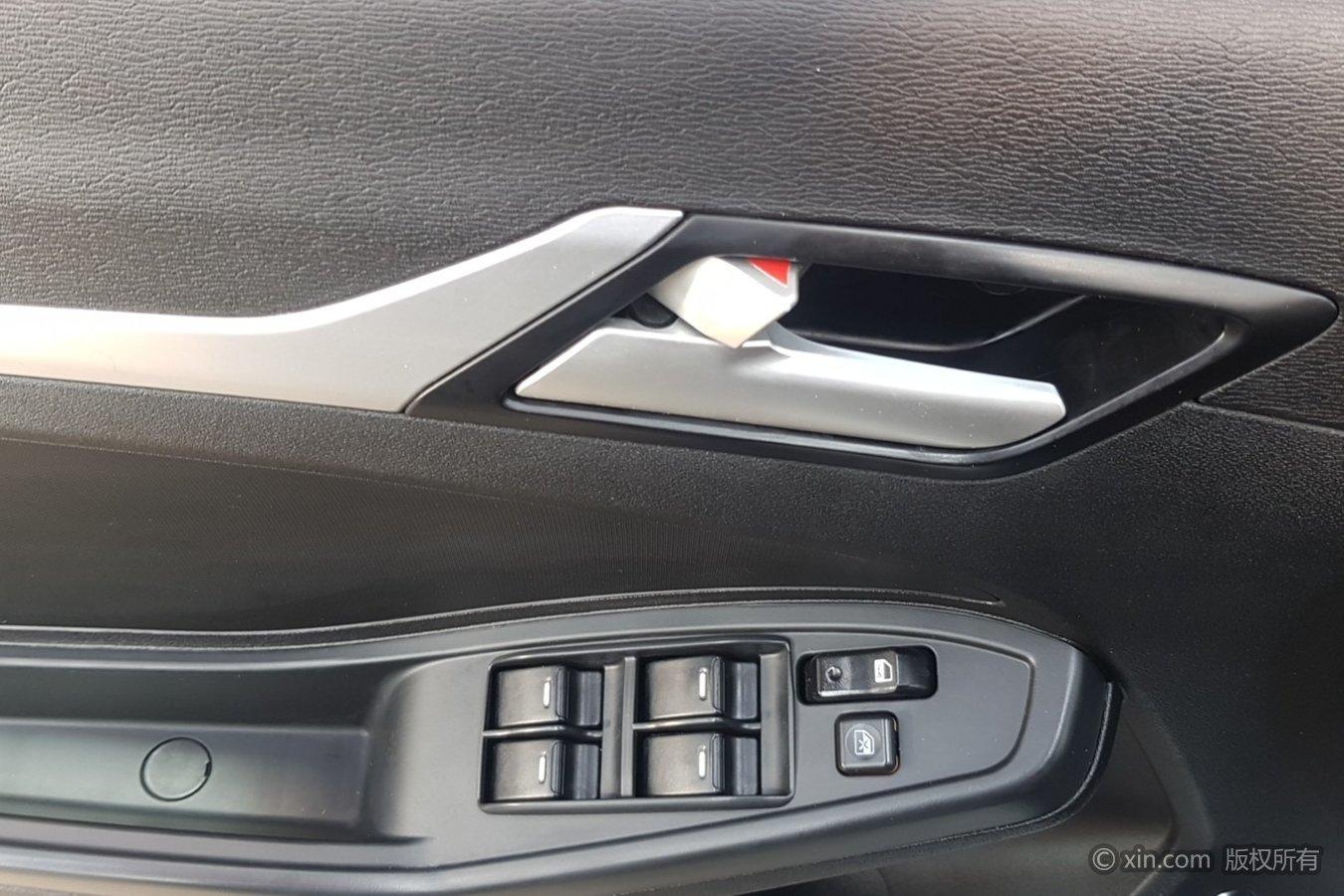 吉利汽车远景左前车门控制键