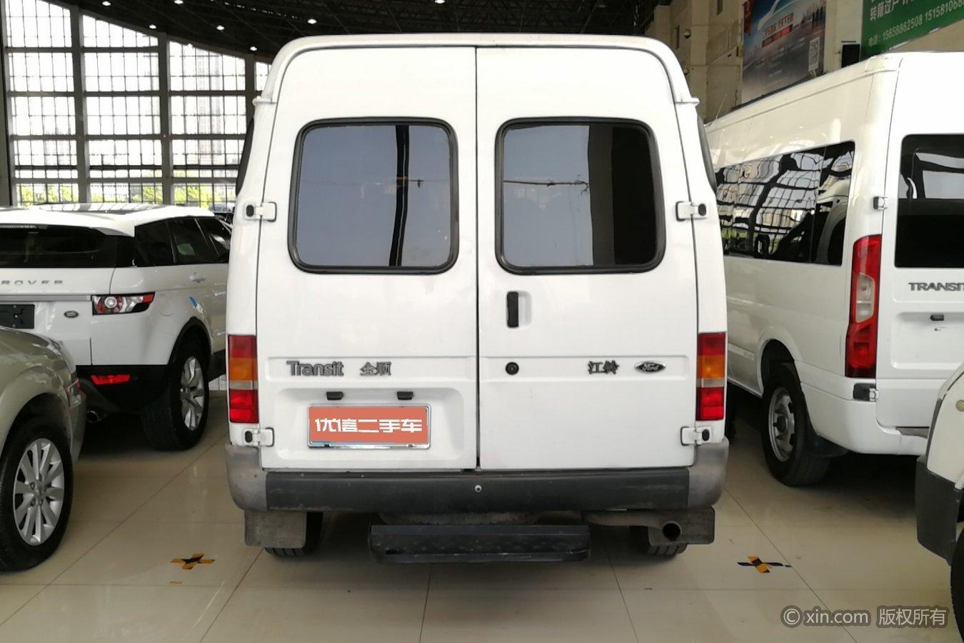 福特 全顺经典 2006款 2.8t 手动 普通型长轴中顶5-9座 柴油