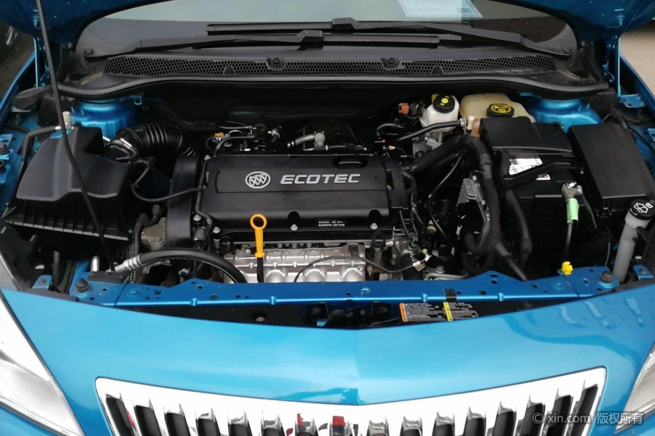 2014英朗xt和2015英朗gt发动机 图片合集